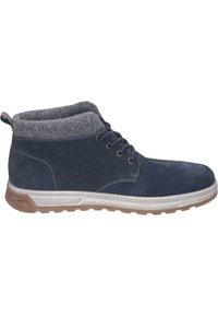 Rieker - Lace-up ankle boots - pazifik/granit/polvere - 5