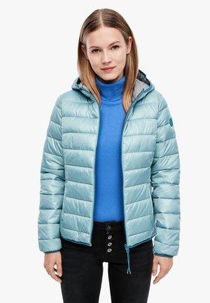 Winter jacket - vintage blue
