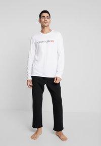 Calvin Klein Underwear - CREW NECK - Camiseta de pijama - white - 1