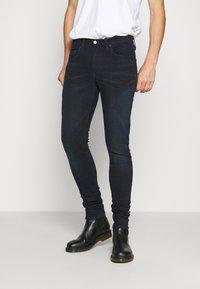 Levi's® - SKINNY TAPER - Jeans Skinny Fit - blue ridge adv - 0