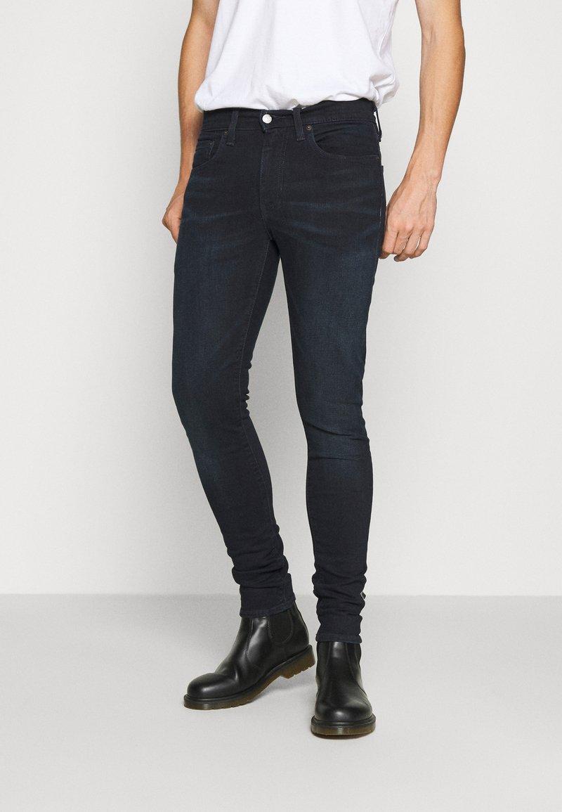 Levi's® - SKINNY TAPER - Jeans Skinny Fit - blue ridge adv