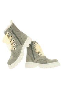 Bullboxer - Platform ankle boots - grey - 5