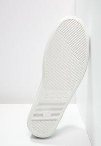 ECCO - SOFT  - Sneakers basse - white - 5