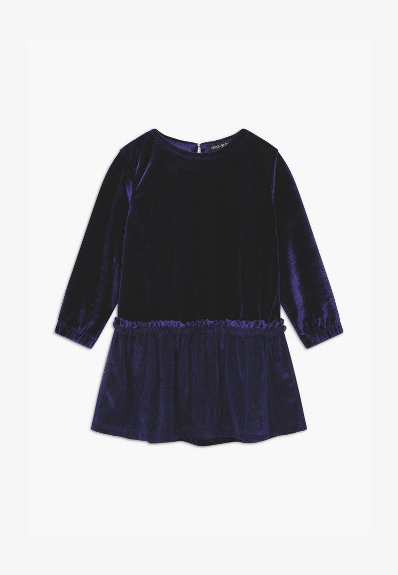 Lemon Beret - SMALL GIRLS - Koktejlové šaty/ šaty na párty - navy blazer