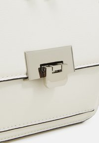 ALDO - ELLANE - Handbag - bright white/silver - 4