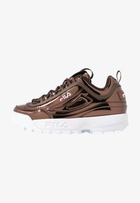 Fila - DISRUPTOR  - Trainers - chocolate brown - 1