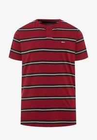 BadRhino - Print T-shirt - red - 4