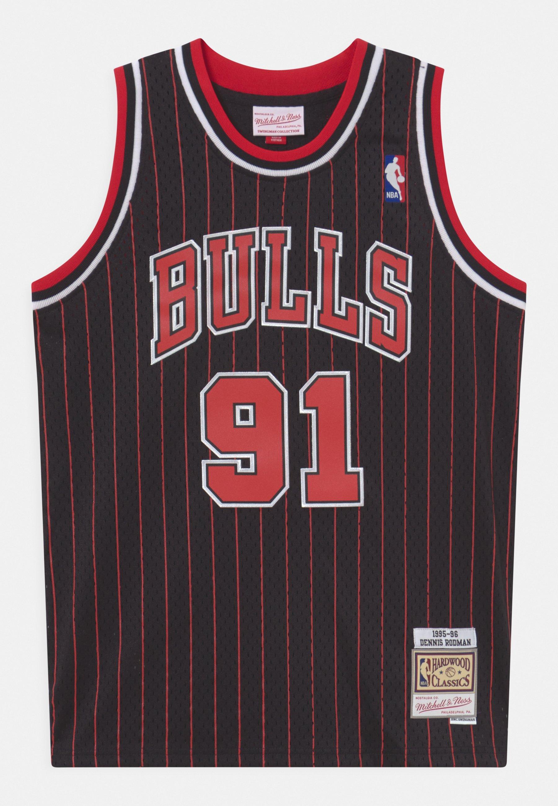 Kids NBA CHICAGO BULLS DENNIS RODMAN UNISEX - Club wear