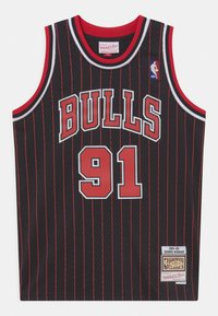 Mitchell & Ness - NBA CHICAGO BULLS DENNIS RODMAN UNISEX - Club wear - black - 0