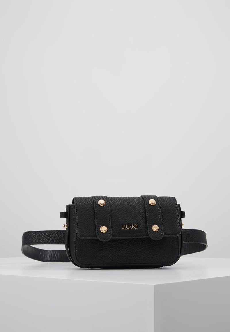 LIU JO - BELT BAG - Bum bag - black