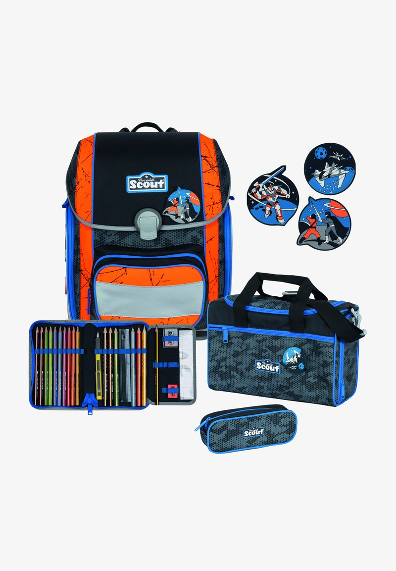 Scout - SET - Set zainetto - multi-coloured