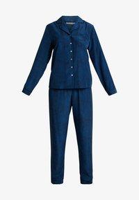 Anna Field - SET - Pyjama set - dark blue - 4