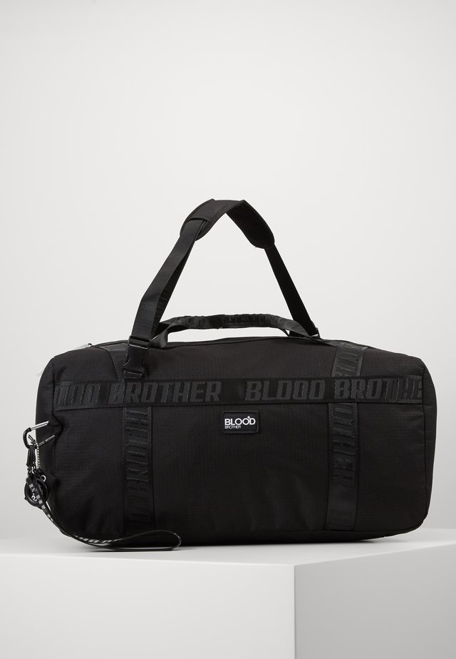 TRACK GYM BAG IN - Urheilukassi - black