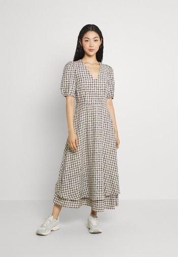 YASSTORIA LONG DRESS - Vestito lungo - eggnog