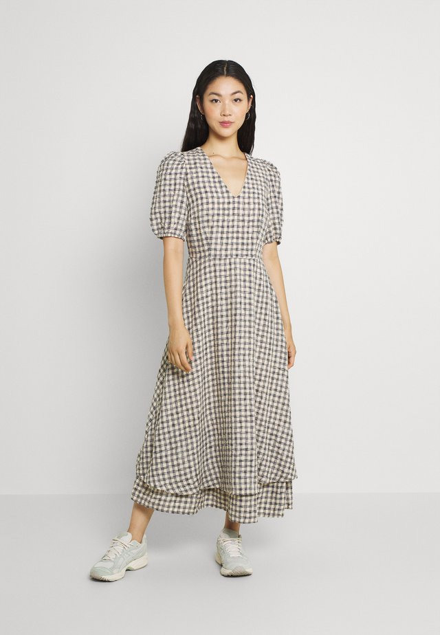 YASSTORIA LONG DRESS - Maxi dress - eggnog
