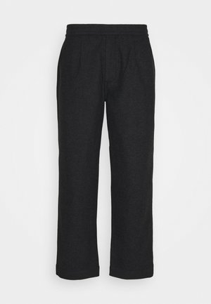 ALBER PANT  - Trousers - charcoal