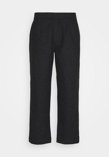 ALBER PANT  - Pantalon classique - charcoal