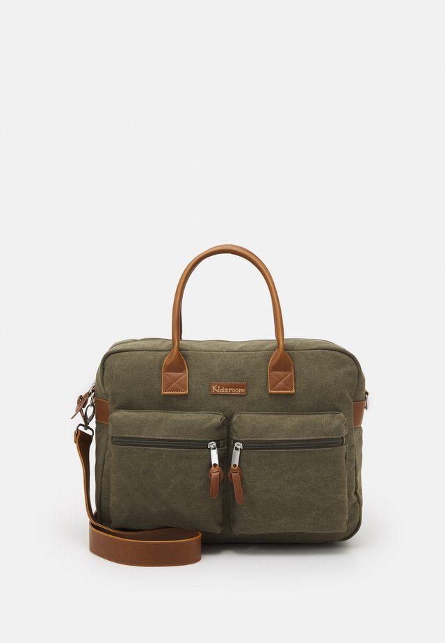 DIAPER BAG VISION OF LOVE - Tasker - green