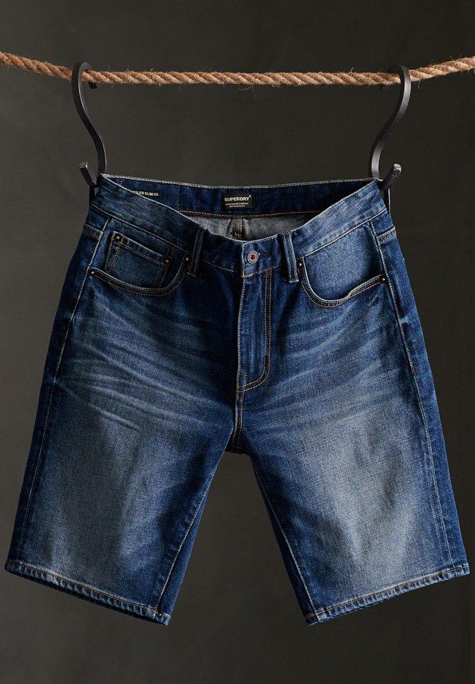 Homme TYLER  - Short en jean