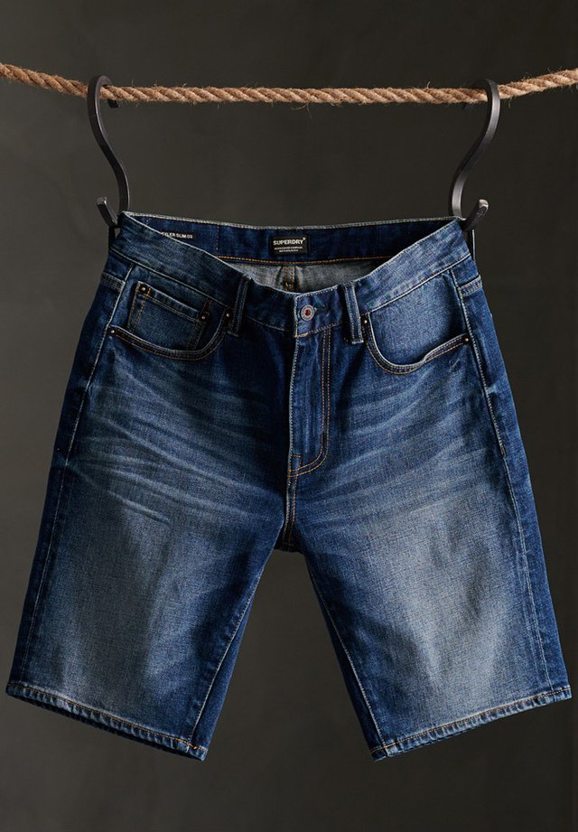 Denim shorts - Sixways Mid Blue