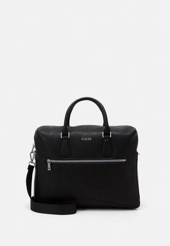 SCALA BRIEFCASE UNISEX - Briefcase - black