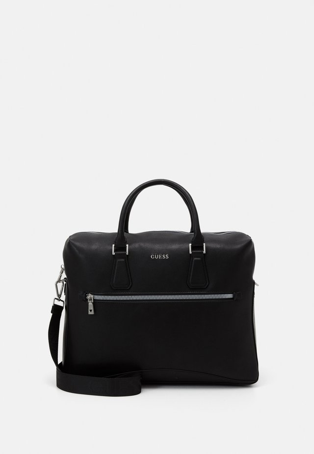 SCALA BRIEFCASE UNISEX - Ventiquattrore - black