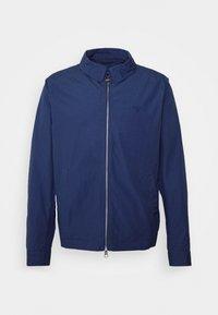 ESSENTIAL CASUAL - Summer jacket - north sea blue