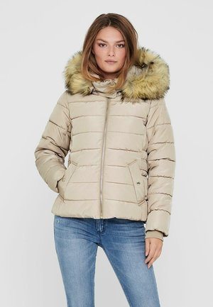 Winter jacket - humus