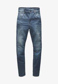 G-Star - KAFEY ULTRA HIGH SKINNY  - Jeans Skinny Fit - worn in gravel blue - 4
