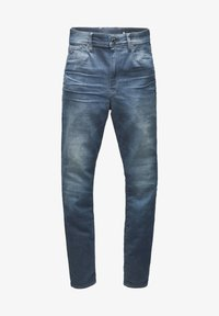 KAFEY ULTRA HIGH SKINNY  - Jeans Skinny Fit - worn in gravel blue