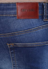 Only & Sons - ONSWEFT - Straight leg jeans - medium blue denim - 4