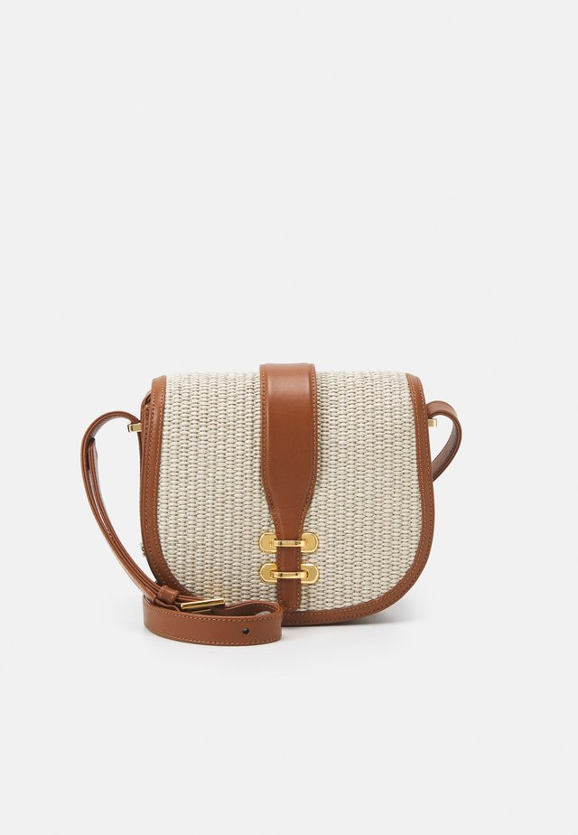 SHOULDER BAG - Sac bandoulière - beige
