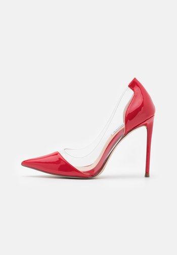 MARJORIE - Klasické lodičky - red