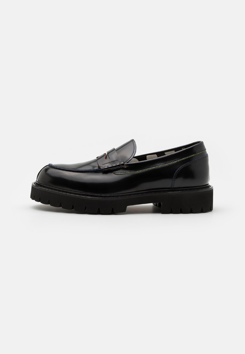 Paul Smith - BYRON - Scarpe senza lacci - black/multicolor