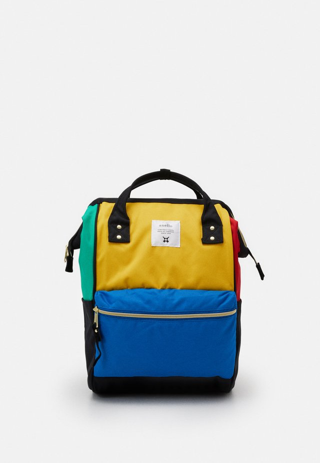 TOTE BACKPACK - Reppu - multicolored