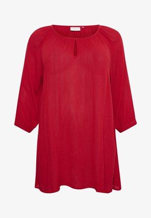 Tunic - haute red