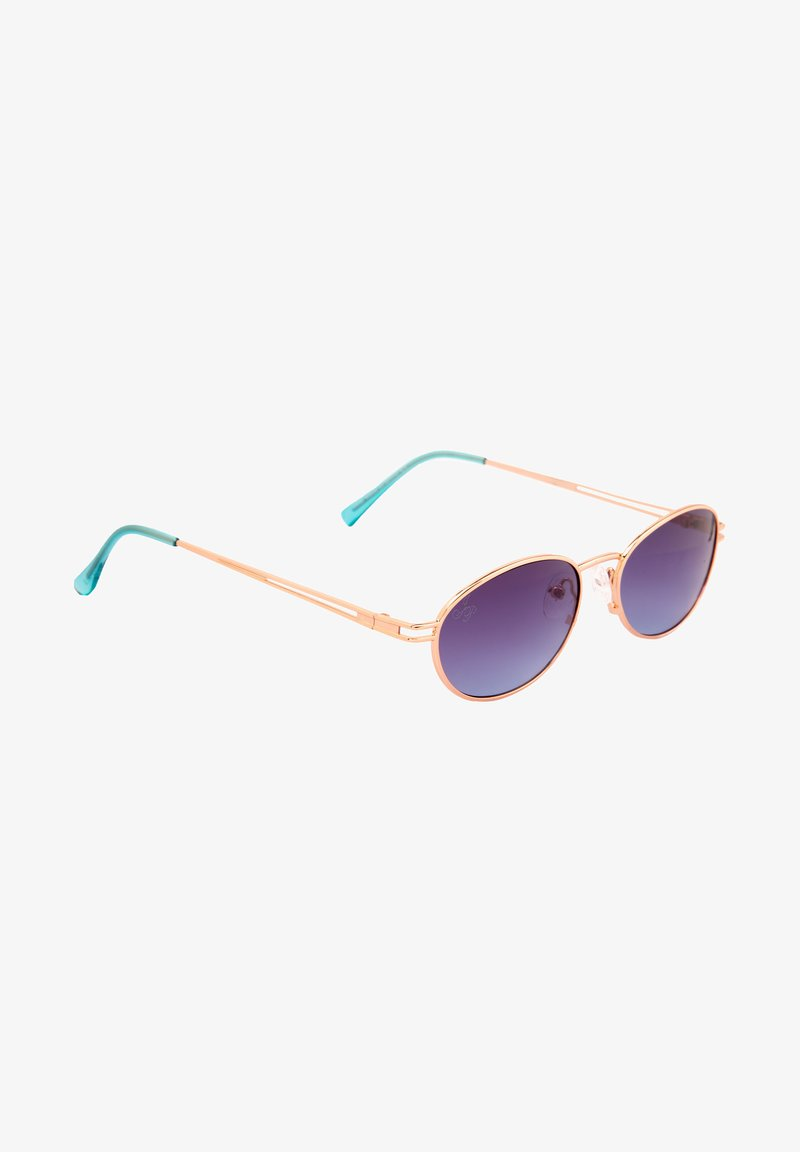 Jeepers Peepers - Lunettes de soleil - turquoise