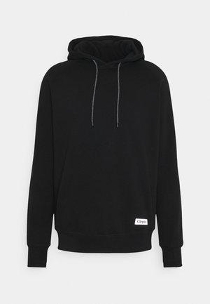 JONIN - Jersey con capucha - black