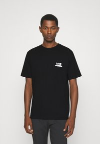 DRYKORN - EDDY LOVE - Print T-shirt - schwarz - 2