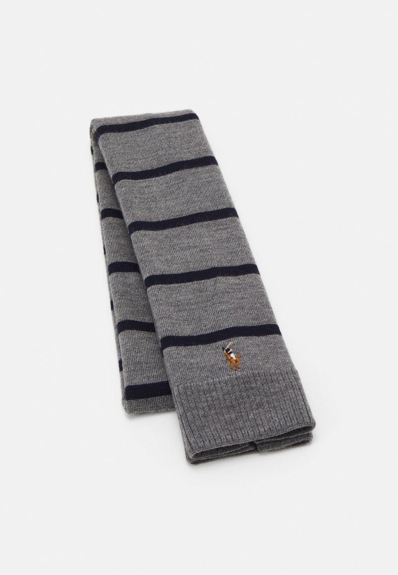 Polo Ralph Lauren - SCARF APPAREL UNISEX - Scarf - boulder grey heather
