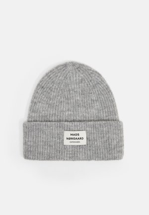 WINTER SOFT ANJU - Beanie - grey melange