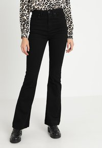 BDG Urban Outfitters - FLARE - Jean flare - black - 0