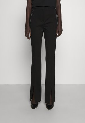 HELULA - Trousers - black