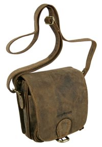 Greenburry - VINTAGE (18 cm) - Across body bag - brown - 0
