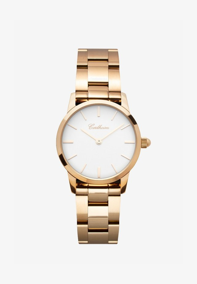 SOFIA 34MM - Ure - rose gold-white