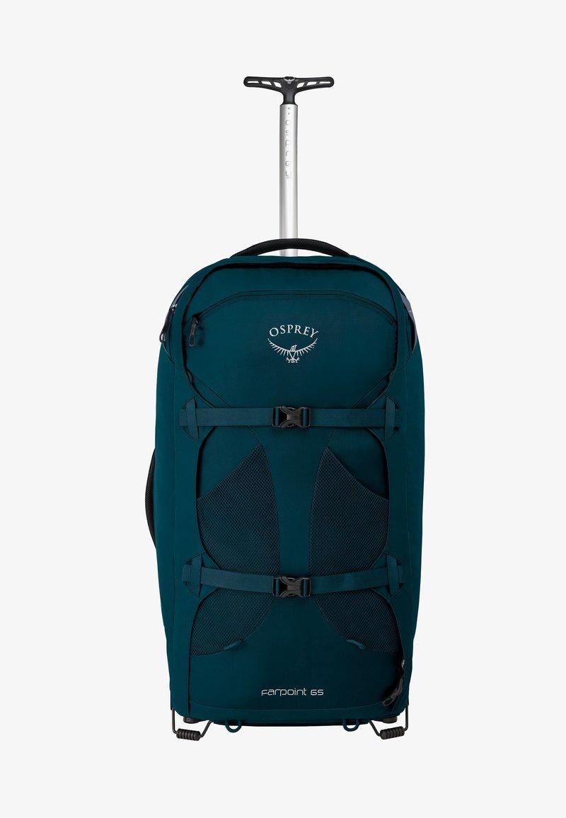 Osprey - FARPOINT WHEELS - Travel accessory - petrol blue