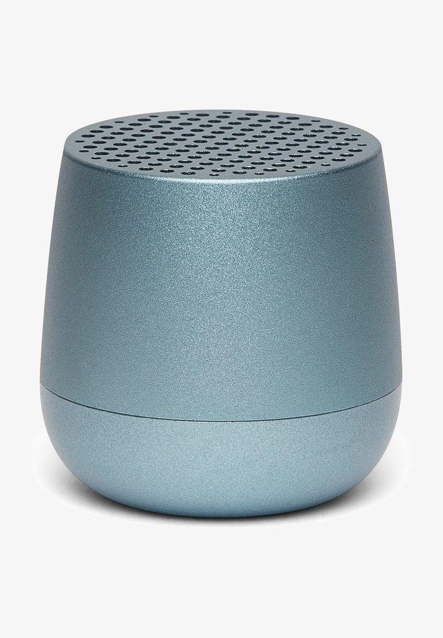 MINO  - Speaker - hellblau