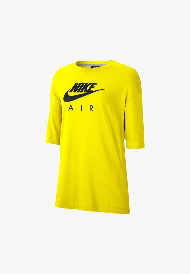 T-shirt imprimé - opti yellow