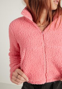 Tezenis - Fleece jacket - rosa - u - candy pink - 2