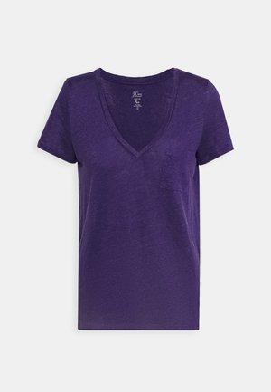 T-shirt basic - raw indigo